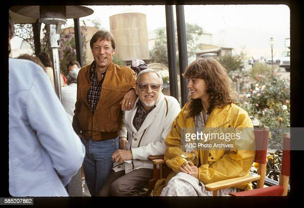 Miniseries BehindtheScenes Coverage Airdate March 27 through 30 1983 PRODUCER DAVID L WOLPER WITH