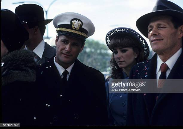 "Miniseries - ""Cataclysm"" - Airdate: February 8, 1983. L-R: BEN MURPHY;LISA EILBACHER;UNKNOWN"