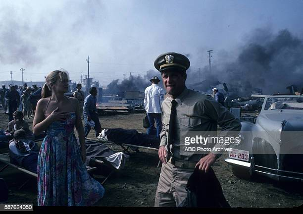 Miniseries Into the Maelstrom BehindtheScenes Technical Coverage of Pearl Harbor Sequences Airdate February 13 1983 DEBORAH