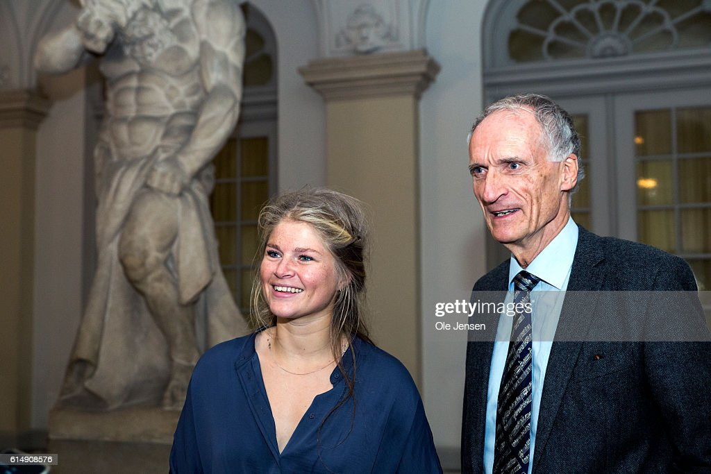 Minister for Culture Bertel Haarder (Venstre, read: The Liberal's) attends a reception hosted by Queen Margarethe of Denmark for the Danish Olympic and Para-Olympic Teams at Christiansborg on October 14, 2016 in Copenhagen, Denmark.