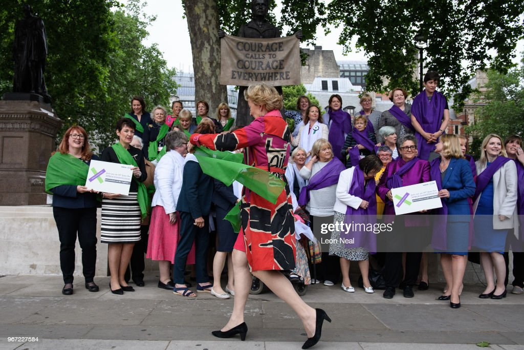 Female MPs Preview  Processions - The Live Artwork Celebrating 100 Years Of Women's Suffrage