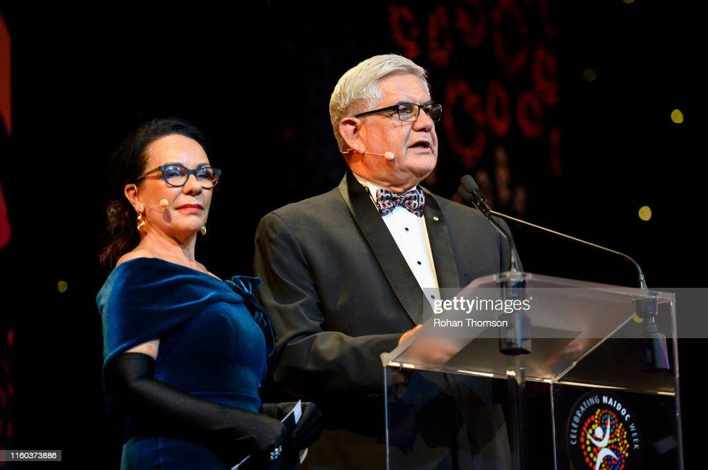 2019 National NAIDOC Awards : News Photo