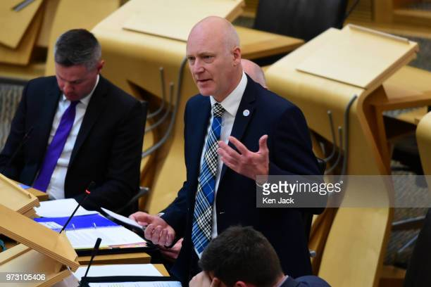 Minister for Parliamentary Business Joe FitzPatrick makes a Ministerial Statement Response to the Scottish Information Commissioner's Intervention...