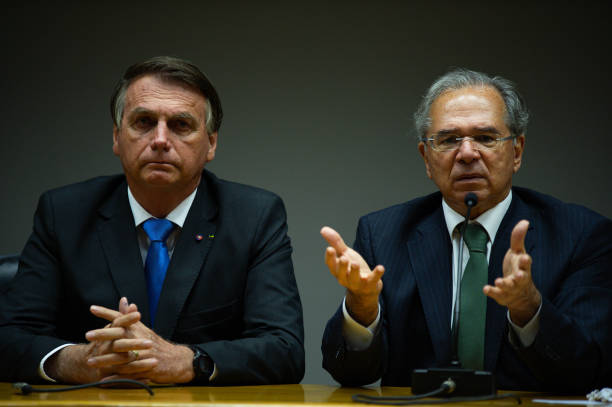 BRA: Bolsonaro Meets Minister Guedes Amid Economic Turmoil On Spending Cap Rule And To Dismiss Rumors of Resignation