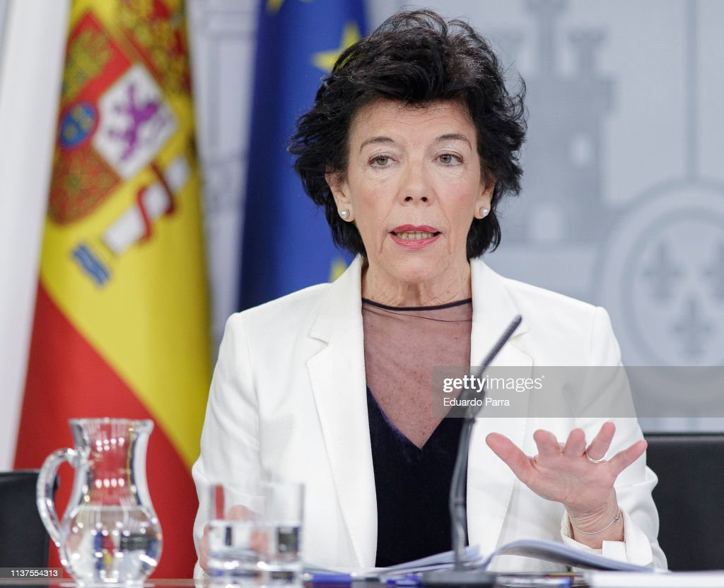 ESP: Minister Council in Madrid