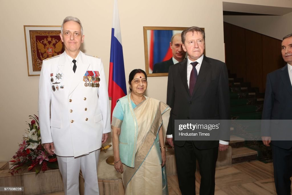 Embassy Of Russia Celebrates National Day Of Russia In Delhi