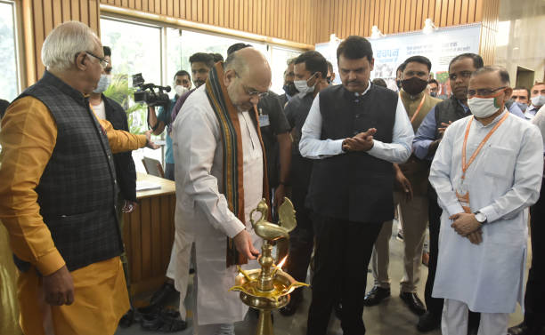 IND: Union Minister Amit Shah Inaugurates Three-Day National Conference on Delivering Democracy