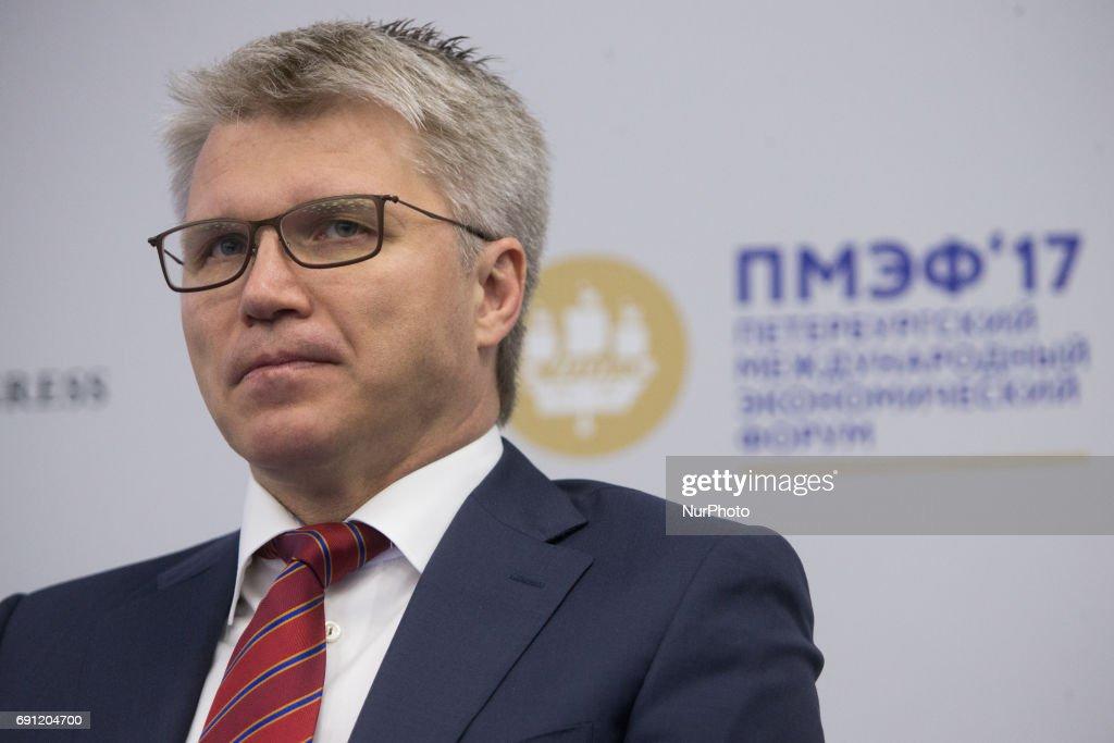 St. Petersburg International Economic Forum