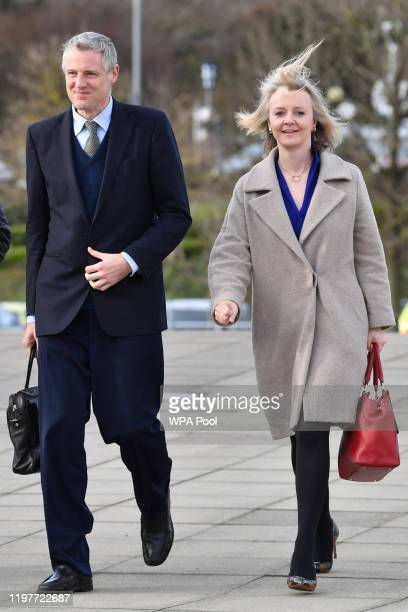 Minister of State at the Department for Environment Food and Rural Affairs and at the Department for International Development Zac Goldsmith and...
