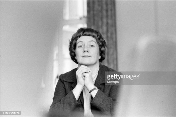 Minister of State for Education and Science Shirley Williams 3rd December 1968
