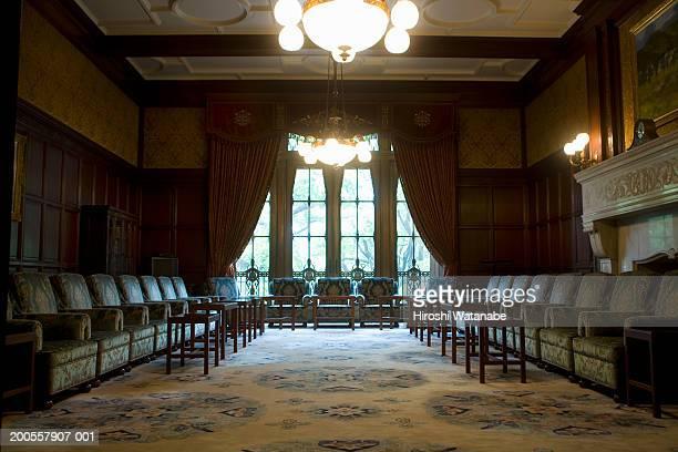 Minister room