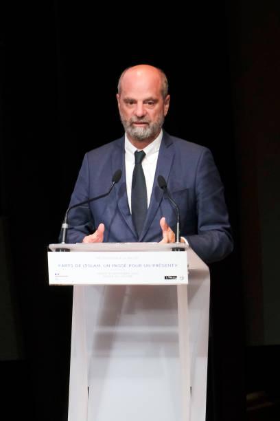 """FRA: """"Arts De L'Islam Un Passe Pour Un Present"""" : Press Preview At Le Louvre"""