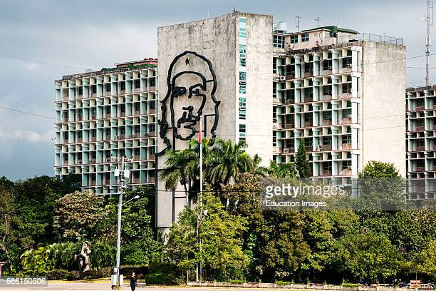 Ministry of the Interior Havana Cuba