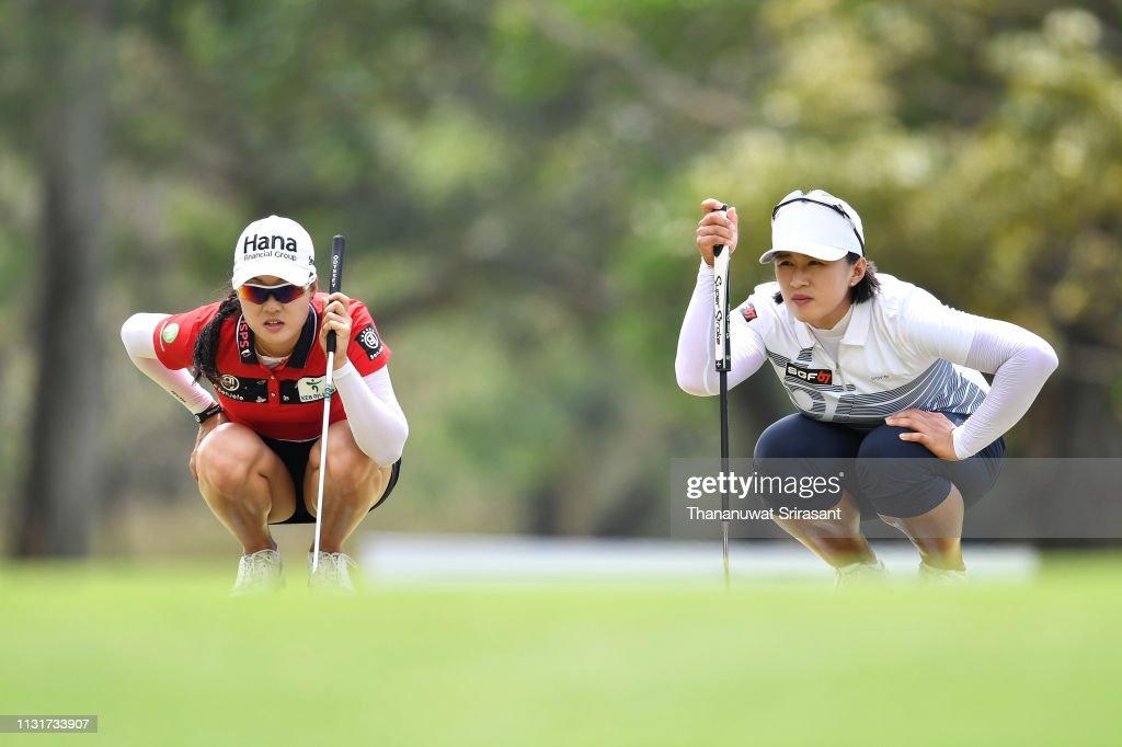 Honda LPGA Thailand - Final Round : Foto jornalística