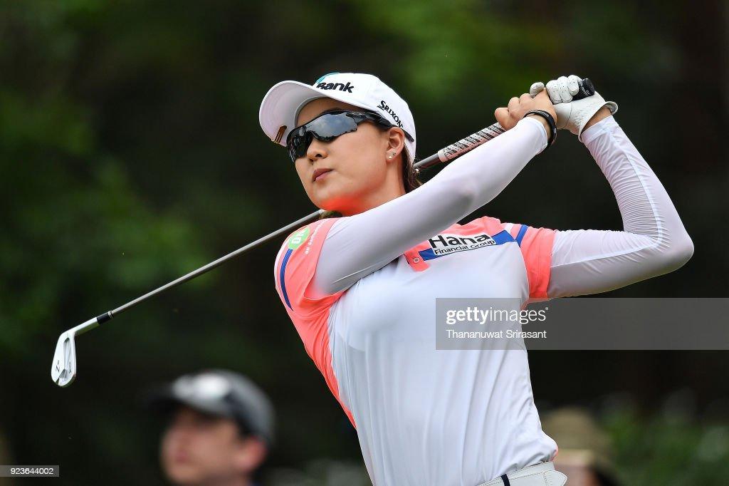 Honda LPGA Thailand: Day 3