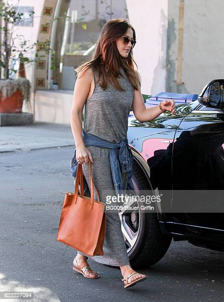 Minka Kelly is seen on November 10 2016 in Los Angeles California