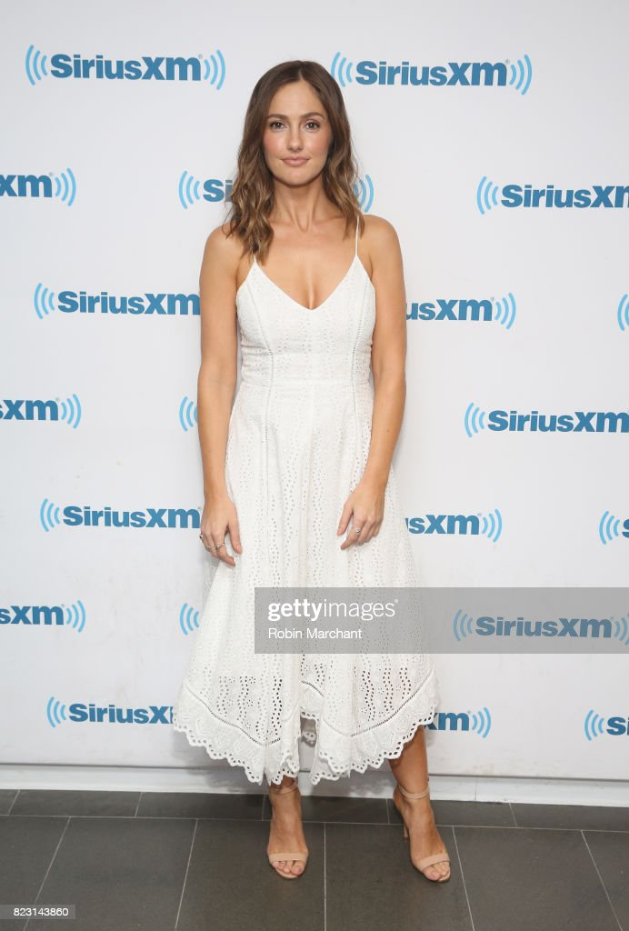 Celebrities Visit SiriusXM - July 26, 2017