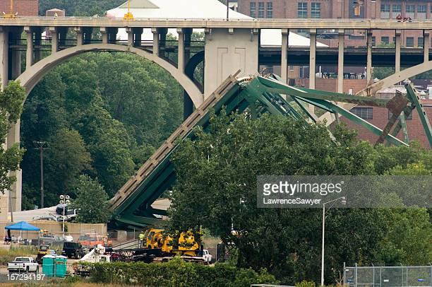 Minneapolis bridge collapse