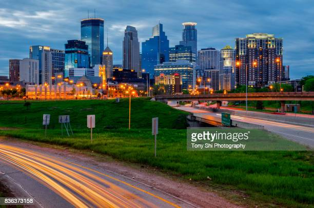 Minneapolis Cityscape