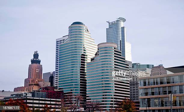 Minneapolis Minnesota skyline