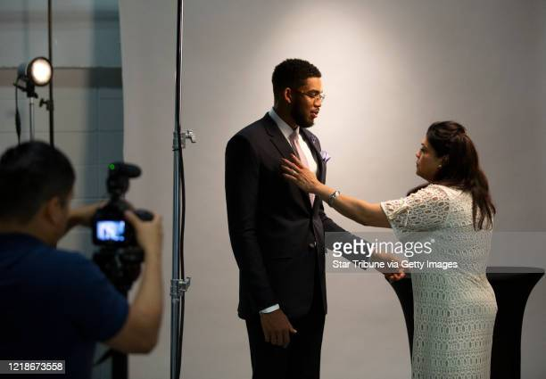 Minneapolis, MN May 16:After a weeks-long battle with COVID-19, Jacqueline Cruz, the mother of Timberwolves center Karl-Anthony Towns, died Monday as...