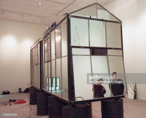 Minneapolis MN November 12 1999 Franklin Art Works is a new gallery/performance art center opening November 20 in a past life it was a 1916...