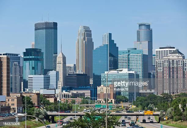 Minneapolis Skyline 2