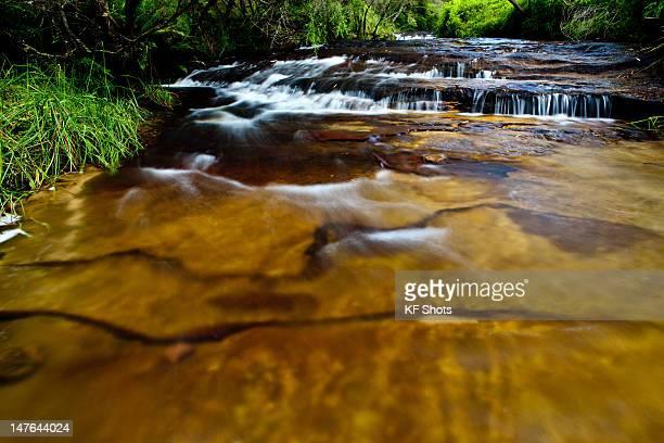 Minnehaha falls creek