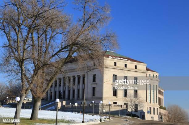 Minnesota Judicial Supreme Court Building, St.Paul, Minnesota, USA