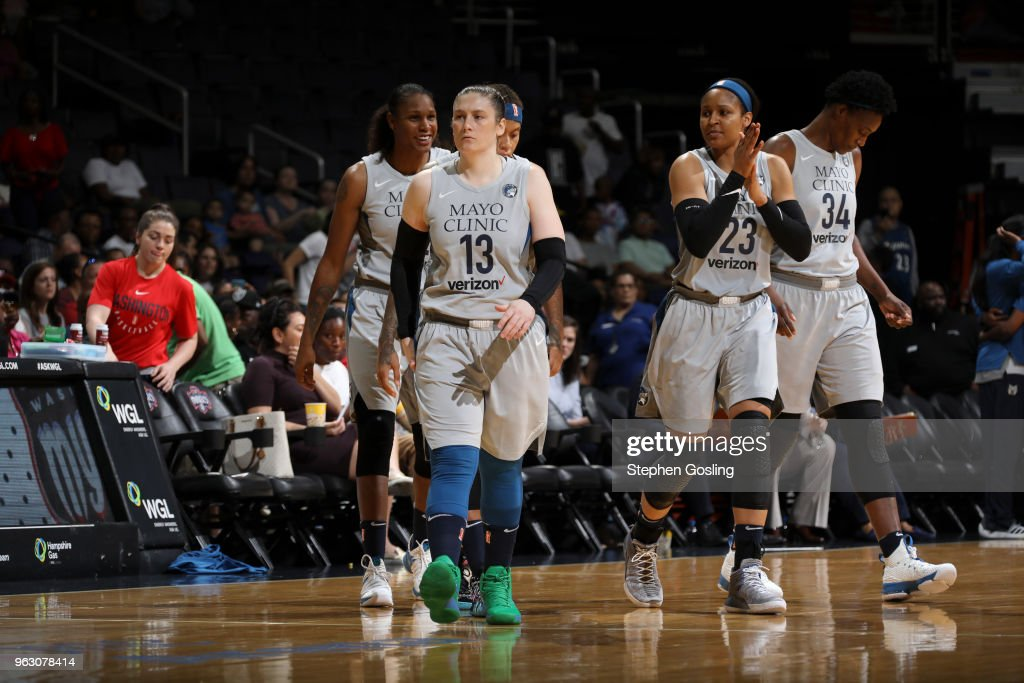 Minnesota Lynx v Washington Mystics
