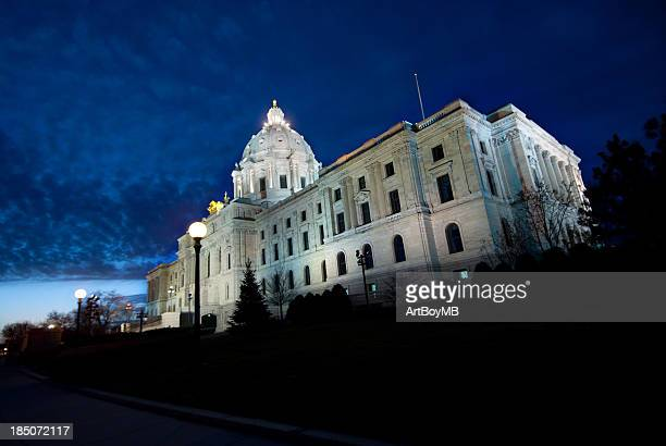 minnesota state capitol building - minneapolis city council stock pictures, royalty-free photos & images