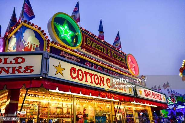 minnesota state fair - sweats and treats - agricultural fair stock pictures, royalty-free photos & images
