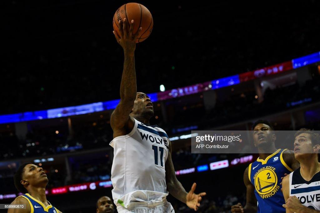 BASKET-NBA-CHINA : News Photo