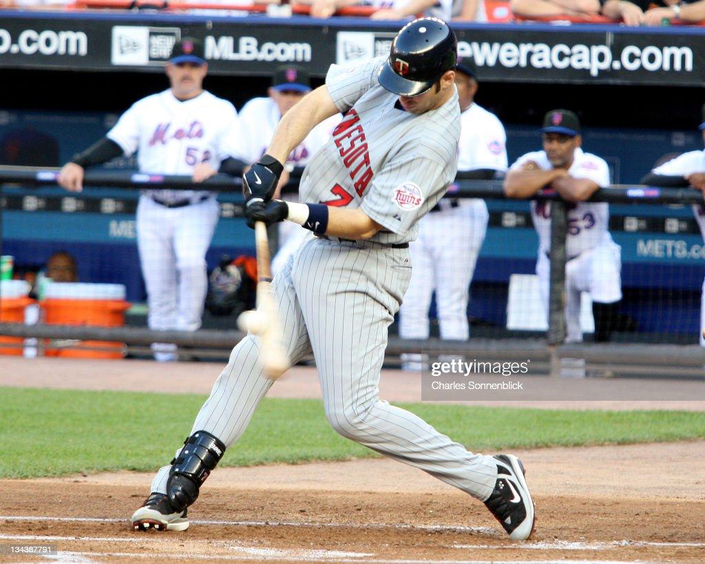 Minnesota Twins vs New York Mets  - June 18, 2007