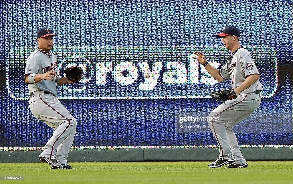 Twins v Royals : News Photo