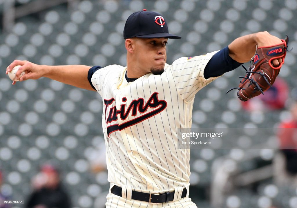 MLB: MAY 18 Rockies at Twins - Game 2 : News Photo