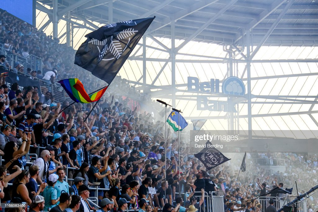 Real Salt Lake v Minnesota United FC : News Photo