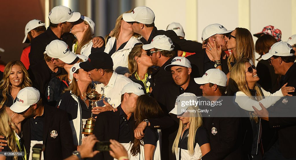 The 2016 Ryder Cup Matches - Day 3 - Singles Matches : News Photo