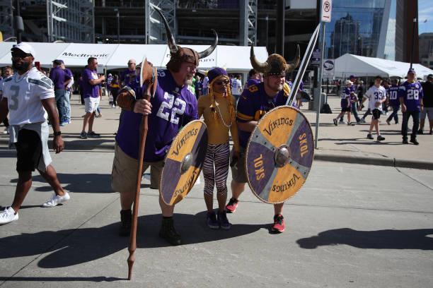 MN: Seattle Seahawks v Minnesota Vikings