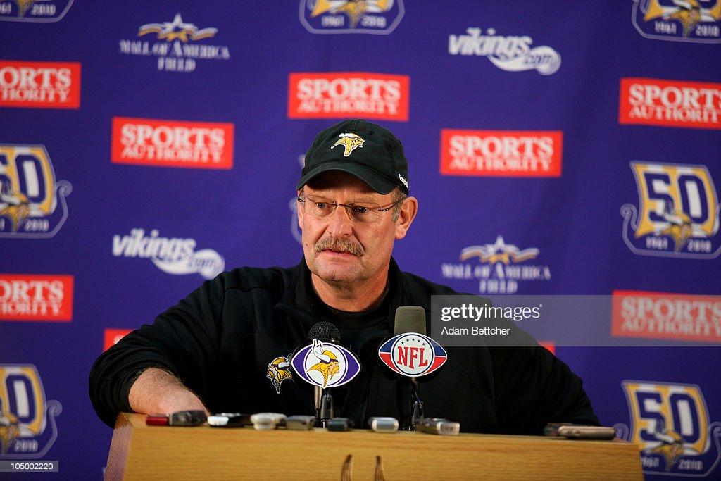 Minnesota Vikings Practice and Media Availability