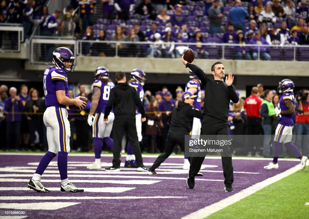 Chicago Bears v Minnesota Vikings : News Photo