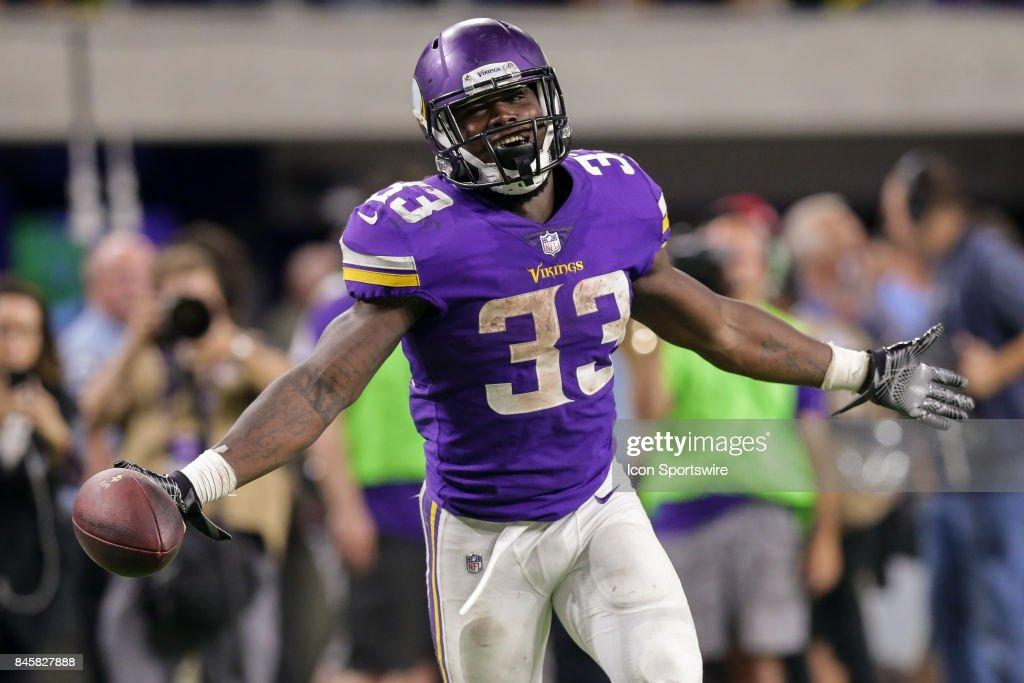 NFL: SEP 11 Saints at Vikings : News Photo