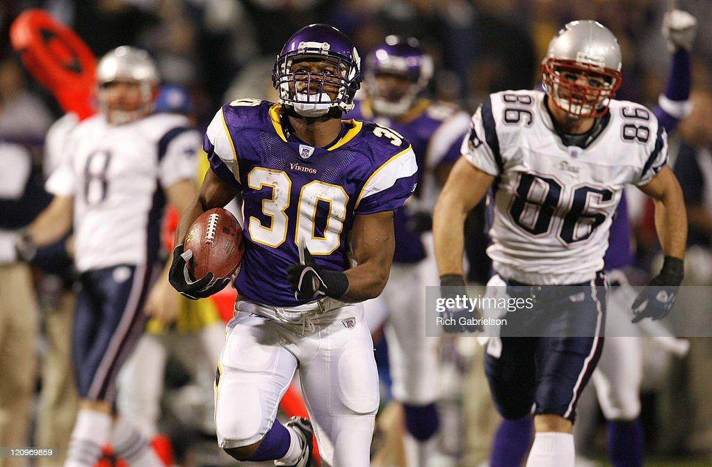 New England Patriots vs Minnesota Vikings - October 30, 2006