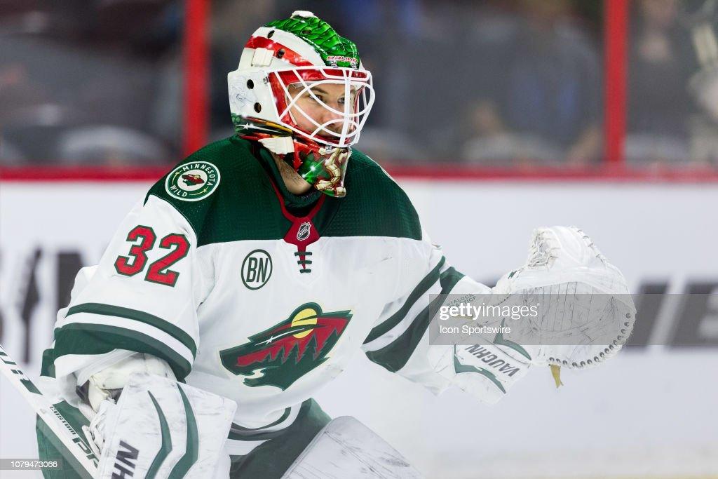 NHL: JAN 05 Wild at Senators : News Photo