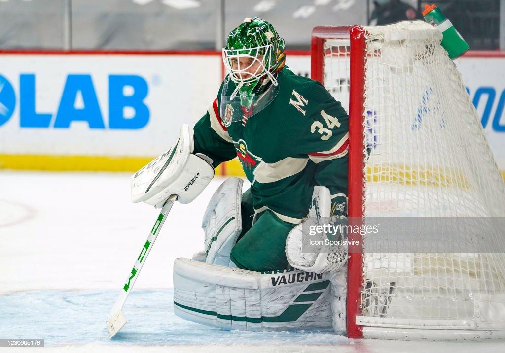 NHL: JAN 28 Kings at Wild : News Photo