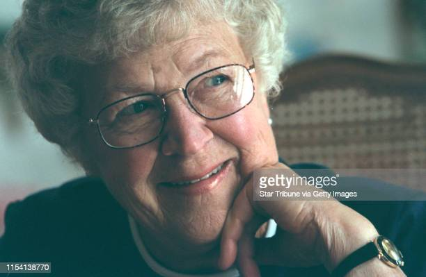 Minnetonka MN Wednesday 6/7/2000 Gretchen Miller 79 of Minnetonka talked about her 70 years as a pen pal with Jean Mitchell of Scotland Since third...