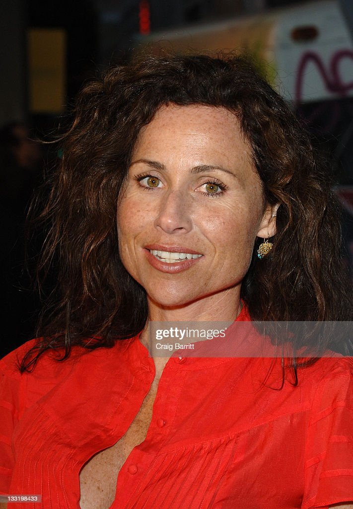 Minnie Driver arrives at Banksy's 'Exit Through The Gift Shop' Los Angeles Premiere on April 12, 2010 in Los Angeles, California.