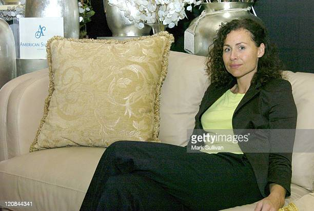 Minnie Driver at the Backstage Creations Talent Retreat