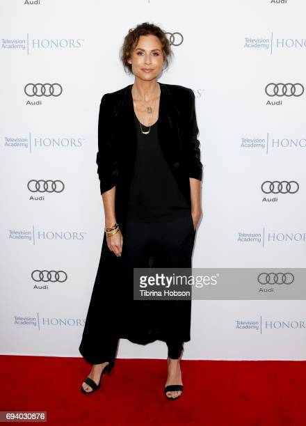 Minnie Driver attend the 10th Annual Television Academy Honors at Montage Beverly Hills on June 8 2017 in Beverly Hills California