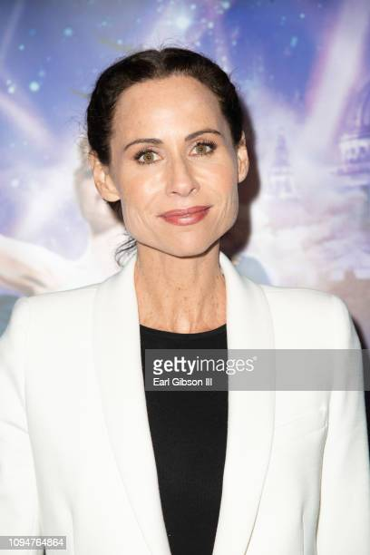 Minnie Driver attends Center Theatre Group's Matthew Bourne's Cinderella Opening Night Performance at Ahmanson Theatre on February 6 2019 in Los...